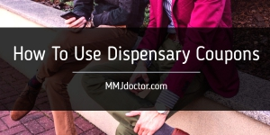 How To Use Dispensary Coupons
