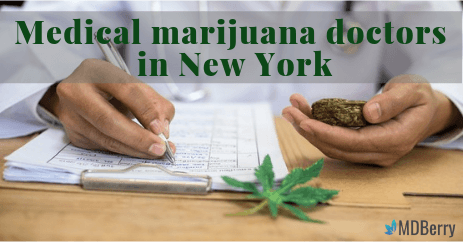 Medical marijuana doctors in New York