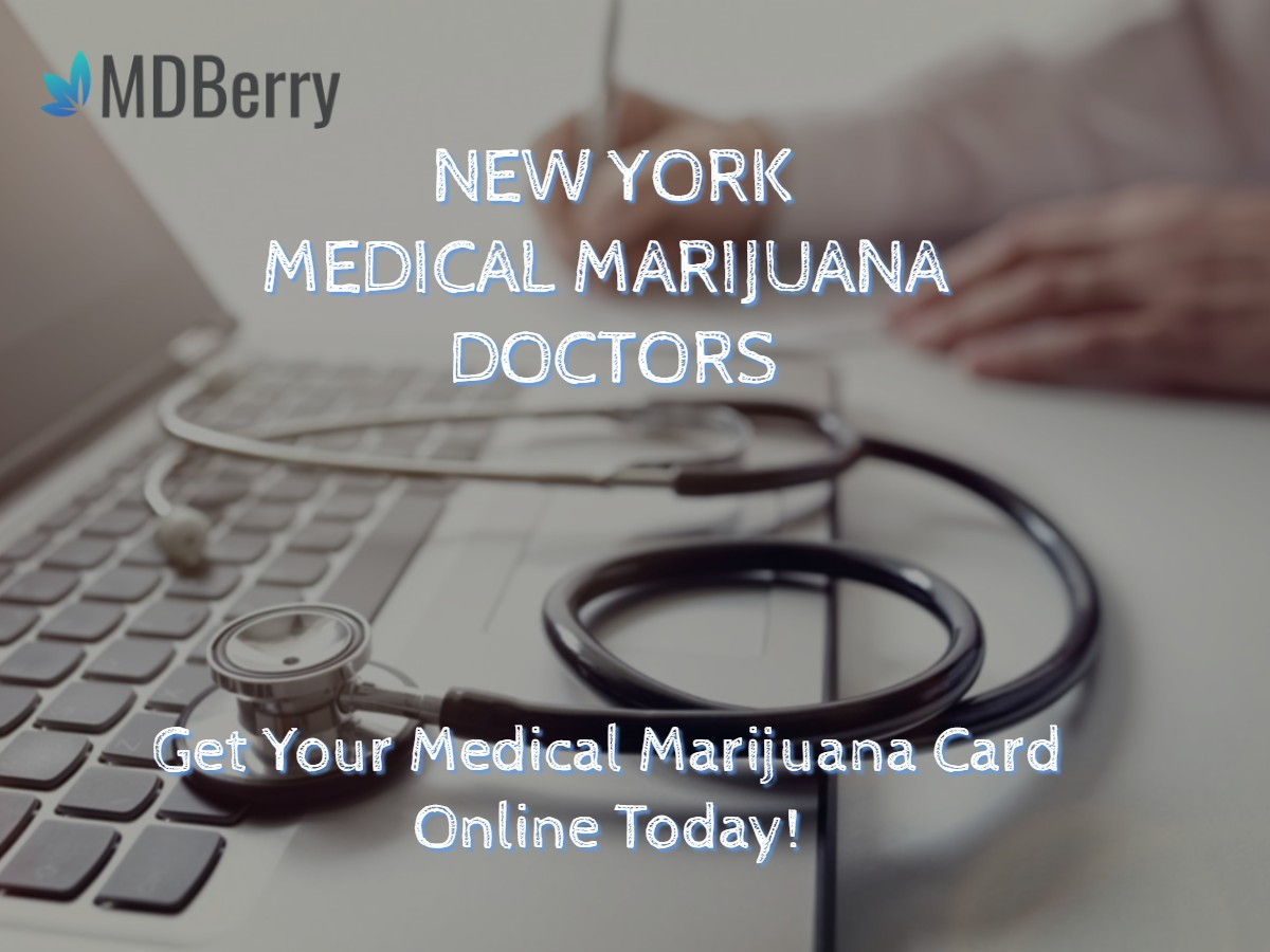 New York Medical Marijuana Doctors - mdberry