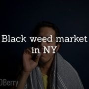Black market weed Mdberry