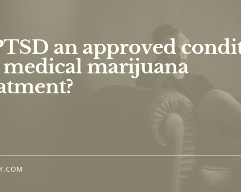 Is PTSD an approved condition for medical marijuana treatment?