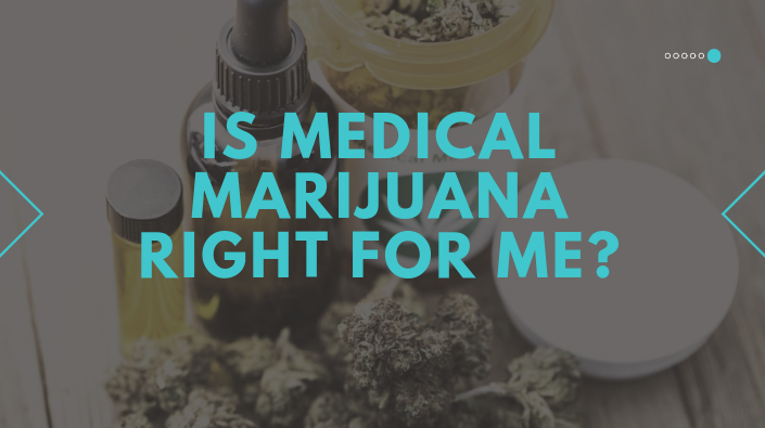 Is medical marijuana right for me?
