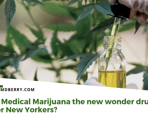 Is Medical Marijuana the new wonder drug for New Yorkers?