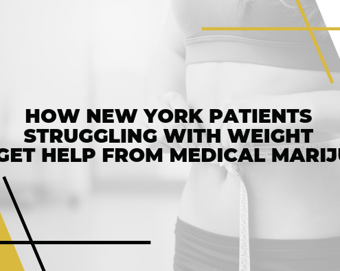 How New York patients struggling with weight can get help from Medical Marijuana