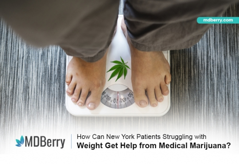 Weight Loss and Medical Marijuana