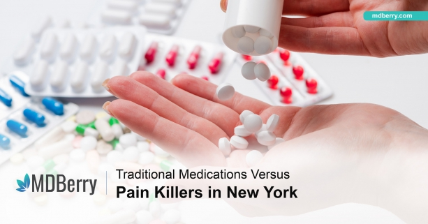 Pain Killers versus Medical Marijuana