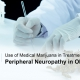 Medical marijuana peripheral neuropathy