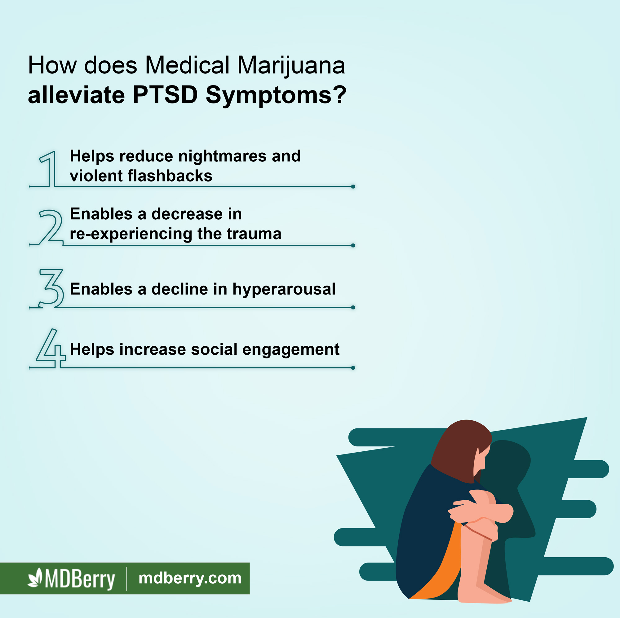 Medical marijuana PTSD