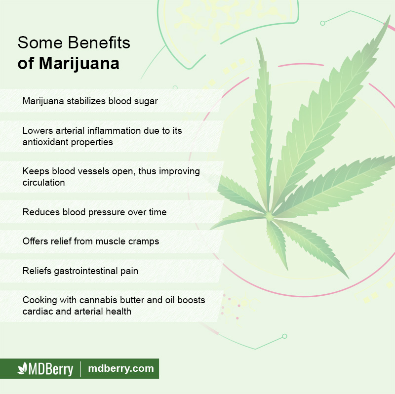 Benefits of Marijuana
