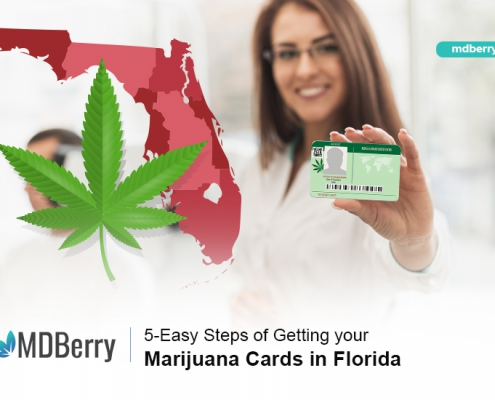 Easy Steps of Getting Marijuana Cards Florida