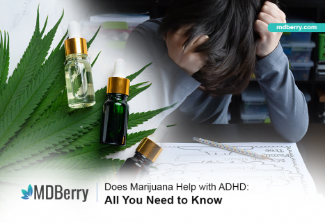 ADHD and Marijuana Use
