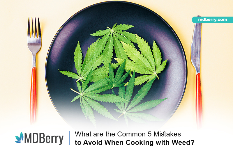 Cooking in Weed